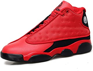 No.66 TOWN Men's Fashion Performance Lightweight Basketball Shoes Sneakers