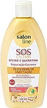 Óleo Creme Umectação 100ml SOS 5 em 1 Unit, Salon Line