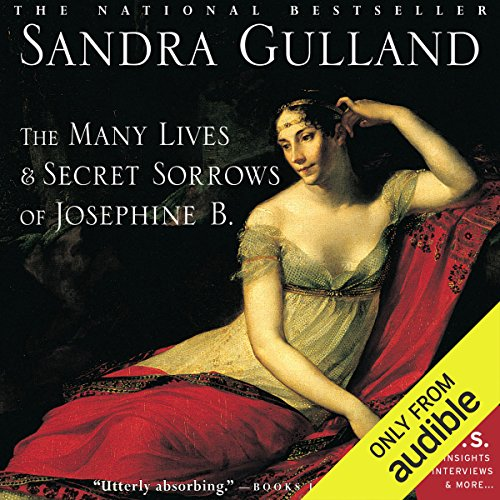 The Many Lives & Secret Sorrows of Josephine B. audiobook cover art