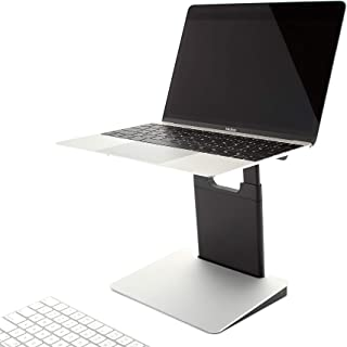 TINY TOWER Adjustable and Portable Laptop Stand. Foldable and Collapsible Holder and Riser. Compatible with All 11