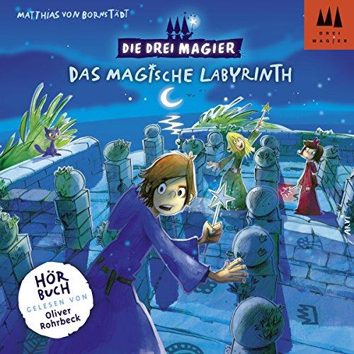 Das magische Labyrinth Titelbild