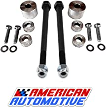 American Automotive Differential Drop Kit For 2-4