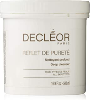 Decleor Deep Cleanser by Decleor for Unisex - 16.9 oz Cleanser (Salon Size), 506.99999999999994 milliliters