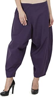 Purple Pathankot Salwar Pant