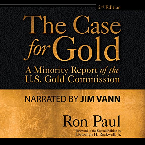 The Case for Gold cover art