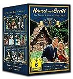 Märchen Klassiker-Box Fritz Gentschow (10 DVDs: Hänsel und Gretel - Tischlein deck dich - Der vertauschte Prinz - Dornröschen - Frau Holle - ... -...