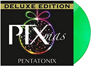 PTXmas Deluxe Edition - Exclusive Limited Edition Translucent Green Colored Vinyl LP [Condition-VG+NM]