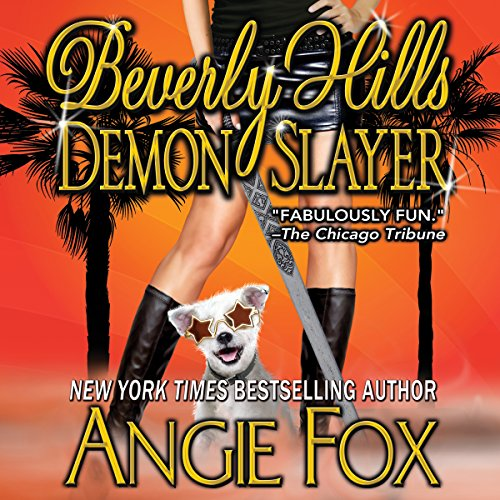 Beverly Hills Demon Slayer audiobook cover art