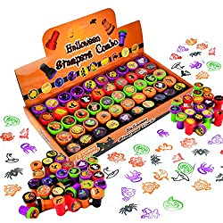 Halloween Self Inking Stamps