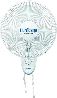 hurricane wall mount fan - 12 inch