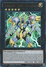 YU-GI-OH! - Number S39: Utopia The Lightning (YZ08-EN001) ZEXAL Manga Promotional Cards: Series 8 - Limited Edition - Ultra Rare