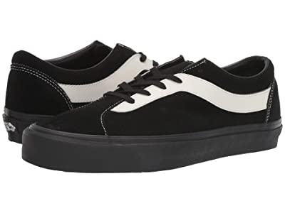 Vans Bold Ni ((Suede) Black/Marshmallow) Athletic Shoes