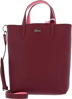 Lacoste Anna Vertical Shopping Bag Perylene Amaryllis