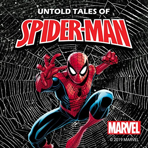 Untold Tales of Spider-Man audiobook cover art