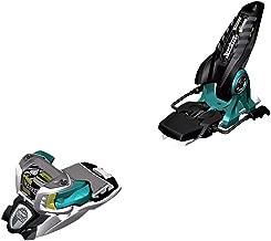 Marker Jester Ski Binding White/Black/Teal, 110mm