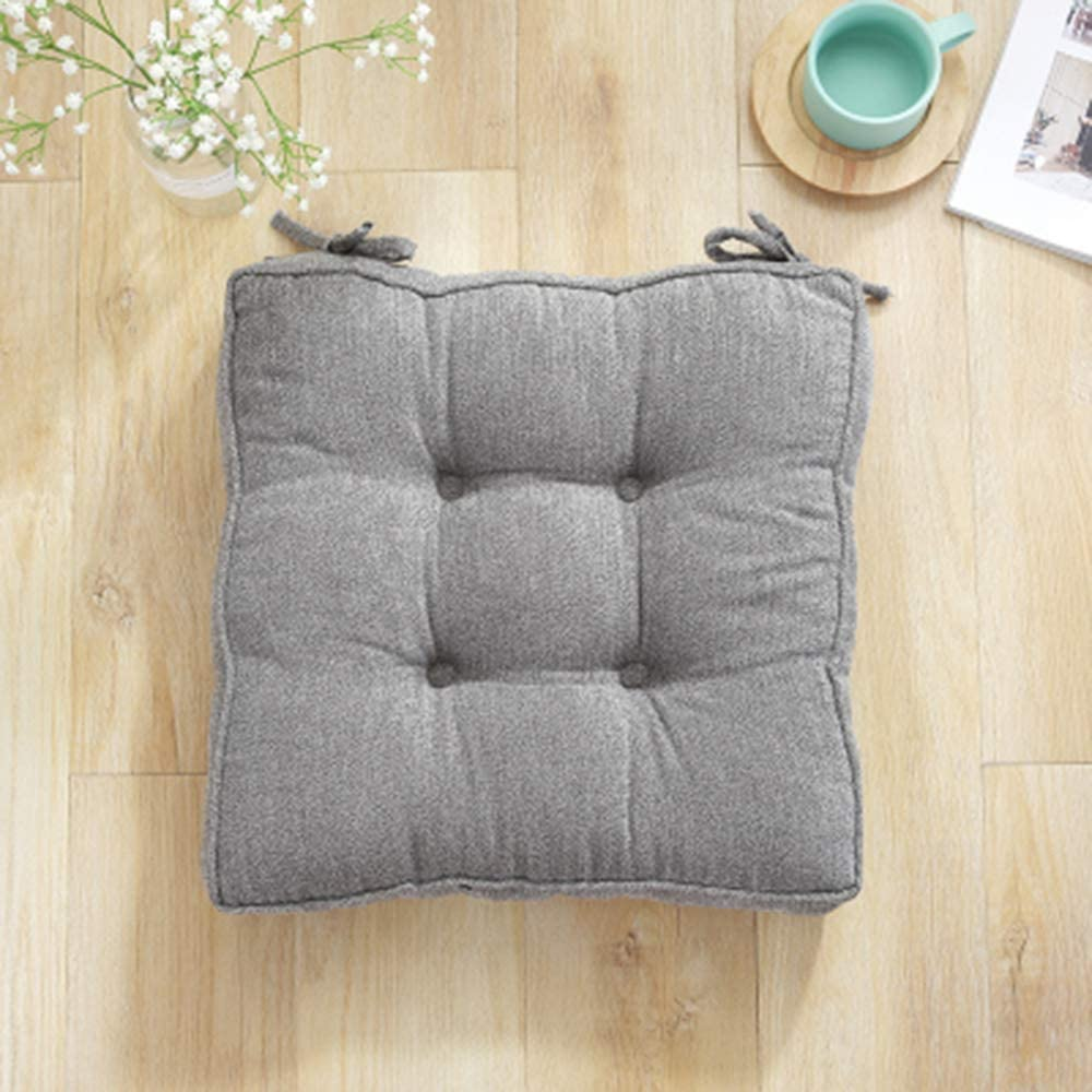 TYHZ Chair Cushion Cushions 2021 Limited price Seat with Thick Square