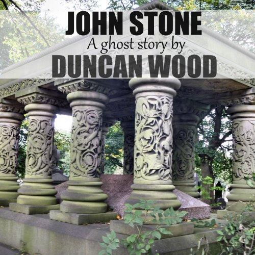 John Stone audiobook cover art
