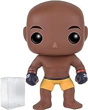 Funko Pop! UFC Ultimate Fighting - Anderson Silva #05 Vinyl Figure (Bundled with Pop Box Protector Case)