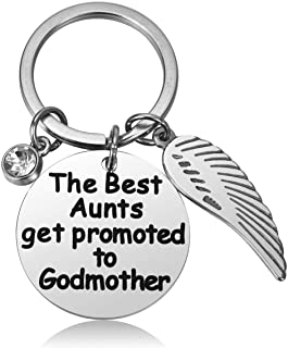 Best Baptism Gift for Godparents, Christening Godparents Announcement Gifts Present Idea for Godmother Godfather Review