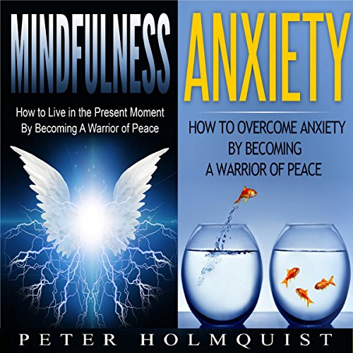 Mindfulness: Anxiety  By  cover art