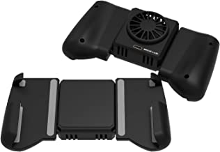 Leuna DarkWalker Call of Duty Mobile PUBG Mobile Game Controller,Fast Cooling Fan Phone Cooler Radiator Gamepad for iPhone...