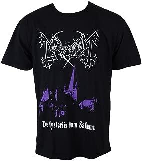 t-Shirt Metal Men's Mayhem - De Mysteriis Dom Sathanas PH1085