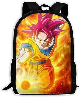 Custom Cool Dragonball Casual Backpack School Bag Travel Daypack Gift