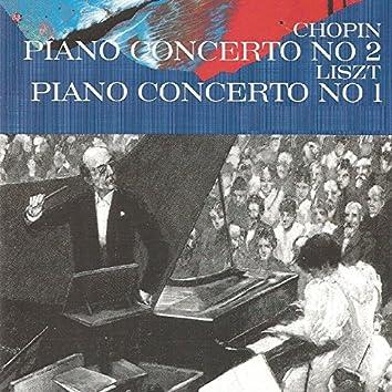 Chopin - Liszt - Piano Concertos