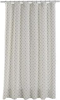 LC Lauren Conrad Metallic Dot Shower Curtain (Metalic Dot, 70 X 72)