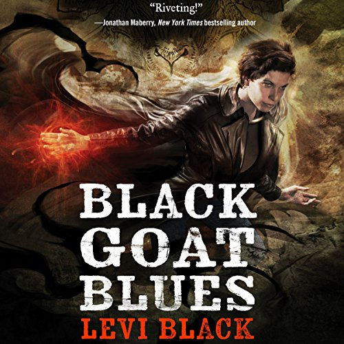 Black Goat Blues cover art