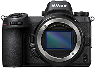 Nikon Z6 FX-Format Mirrorless Camera Body (Black) None, megapixels - Black