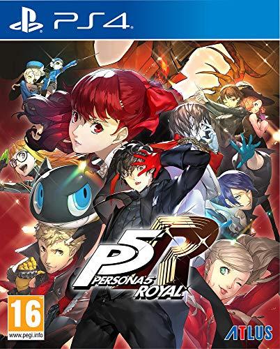 Persona 5 Royal Standard - PlayStation 4 [Importación francesa]