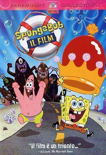 Spongebob - Il Film by Stephen Hillenburg