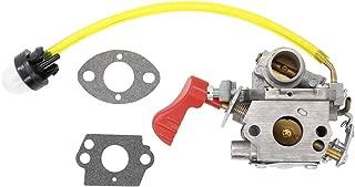 MOTOKU Carburetor for Poulan PP133 PP333 Pro Gas Craftsman Trimmer 33cc Carb Zama C1M-W44