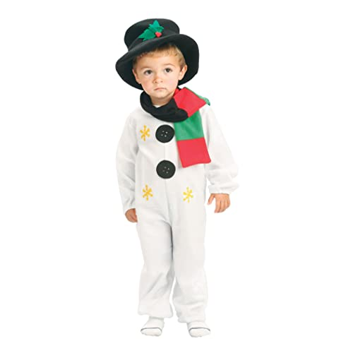 Bristol Novelty Snowman Toddler Costume Age 2 -3 Years c5279e2bea