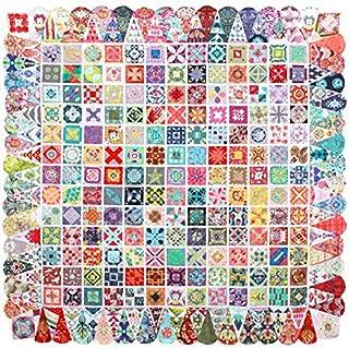 Dear Jane English Paper Piecing Pattern