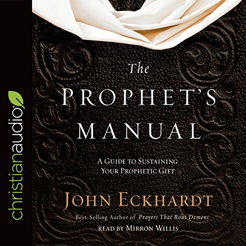The Prophet's Manual audiobook cover art