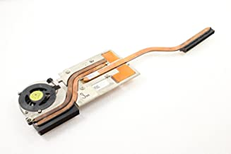 Dell 7JMFV Precision M6600 Copper Pipe Video Card Heatsink with Fan