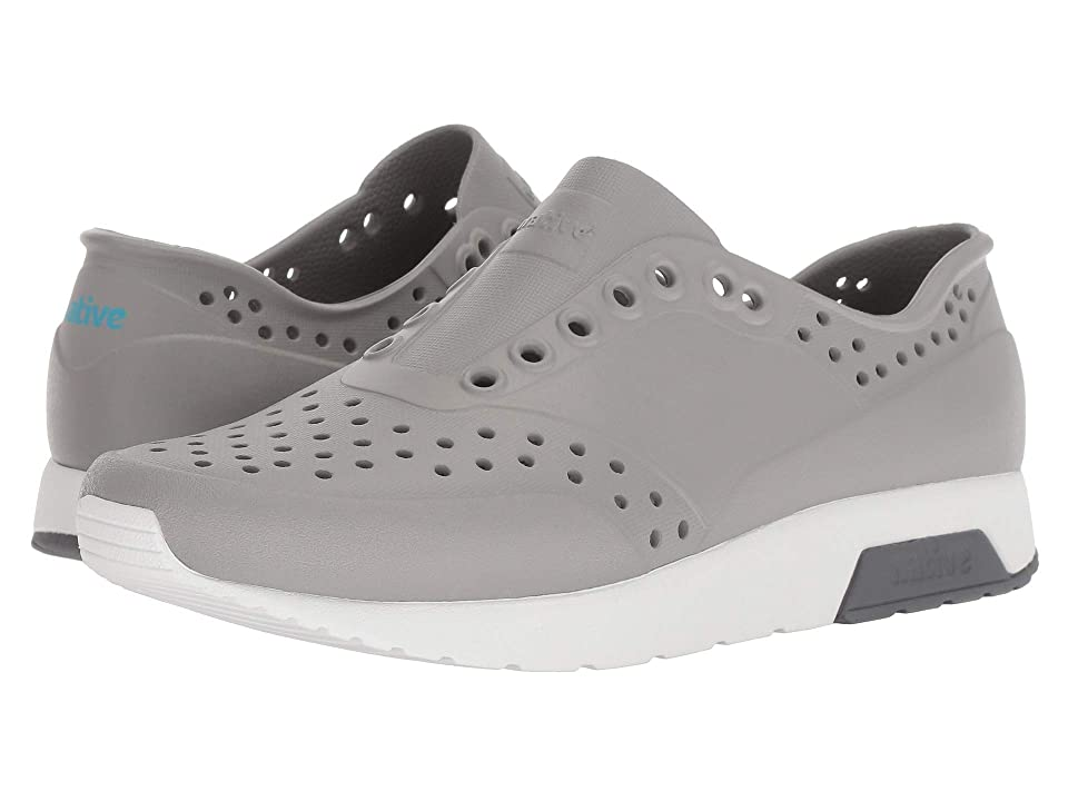 Native Shoes Lennox (Pigeon Grey/Shell White/Dublin Grey) Athletic Shoes