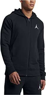 Air Jordan Mens Flight Jumpman Full Zip Hoodie