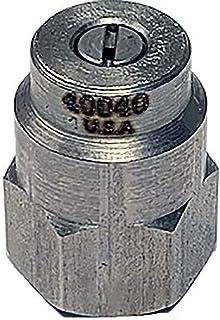 15 Degree 1//4 NPT-Female General Pump 915075F High Pressure Spray Tips 7.5 Yellow