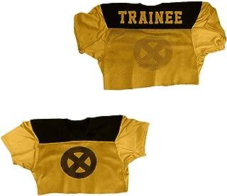Wade Wilson Mutant Trainee Stitch Jersey Stitch XS-2XL Halloween Shirt