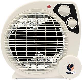Artrom VH-09 Calefactor, 2000 W, Blanco