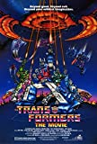 Transformers: The MOVIE POSTER 27 x 40 Orson Welles, Robert Stack, A, MADE IN THE U.S.A.