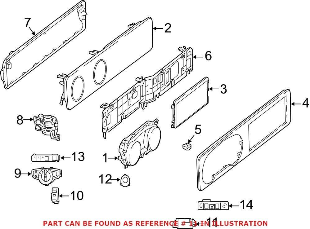 Genuine OEM Ignition Control Mercedes Alternative dealer safety 2139005023 for Module