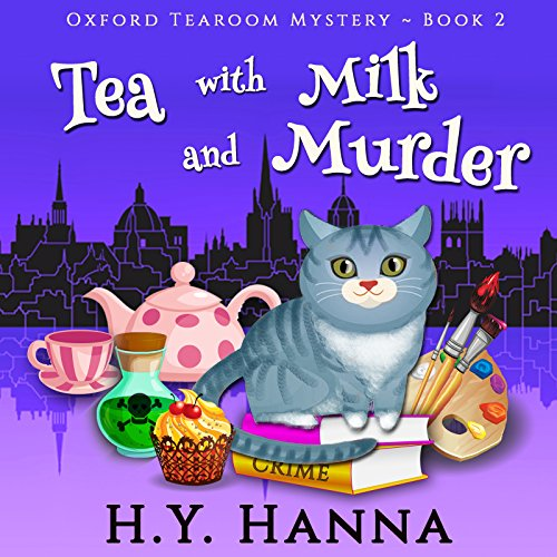 Tea with Milk and Murder cover art