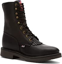 Justin Original Workboots Men's 763 8-Inch EH Work Boots