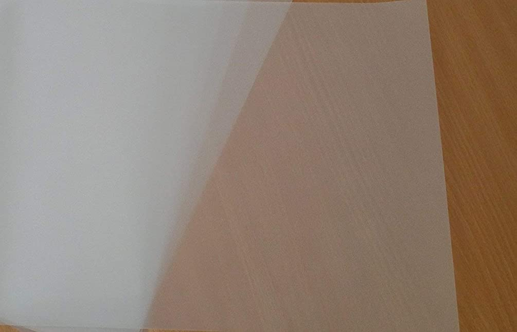 SPENIC Medium Weight TRACING Paper - 90GSM - 20 X A4 (8.16 x 7.76 inches)