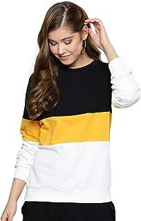 Harpa Women Long Sleeve Sweatshirt