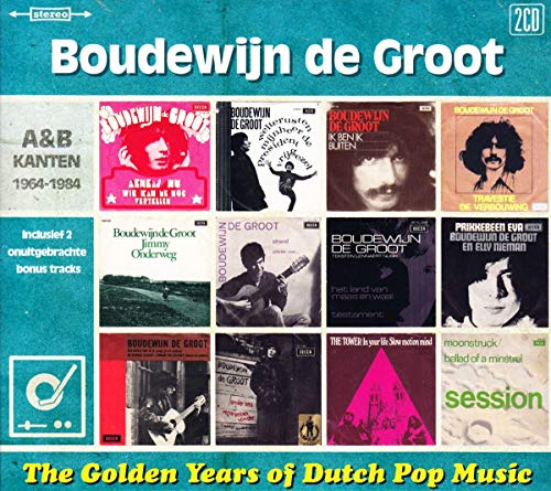 Boudewijn De Groot - Golden Years Of Dutch Pop Music